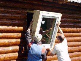 Как заменить пластиковые окна в деревянном доме — Nvsibirsk.ru