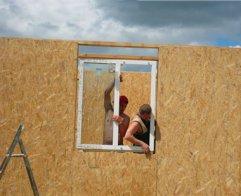 Какой размер окон в доме? Стандартные проемы