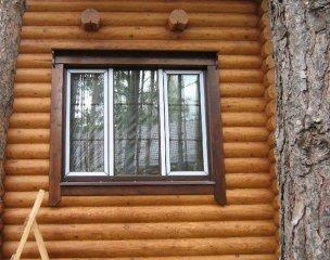 окна выбрать для деревянного дома