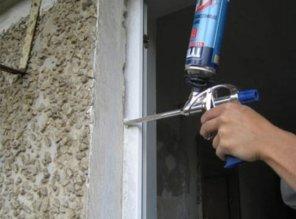 Порядок установки пластиковых окон - инструкция по монтажу
