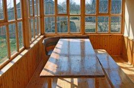 Пристроить веранду к деревянному дому своими руками: видео