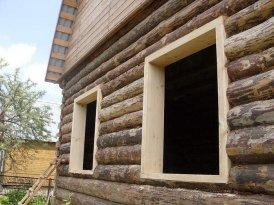 Ремонт деревянного дома своими руками и материалы
