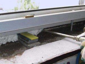 Самостоятельная установка пластиковые окна (инструкция