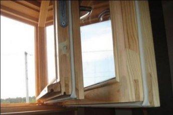 Заложить окно в деревянном доме своими руками | Деревянный дом